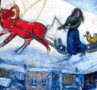 Il mondo sotto sopra di marc chagall images - camp hi hill pictures